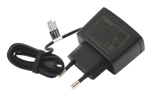 Nokia AC-3E nabíječka do sítě s 2mm nabíjecím konektorem (bulk)