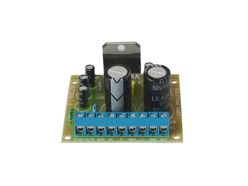 Stavebnice TIPA PT002B Zesilovač 100W s TDA7294