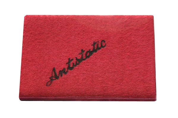 Antistatická čistící utěrka na gramofonové desky