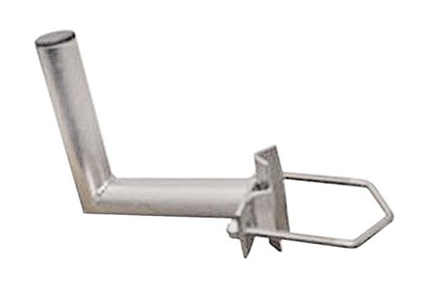 Anténní držák 20 na stožár s vinklem rozteč třmenu 100mm průměr 42mm