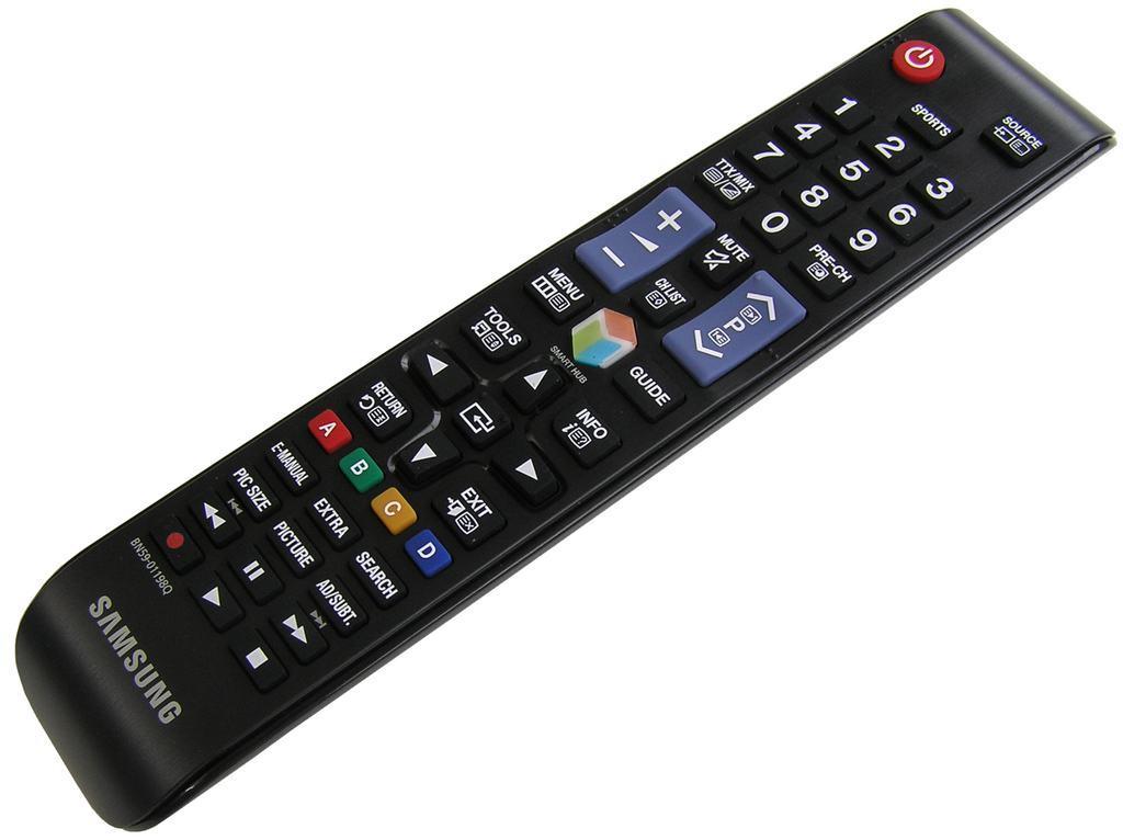 BN5901198Q Dálkový ovladač Samsung originální BN59-01198Q / TM1250A