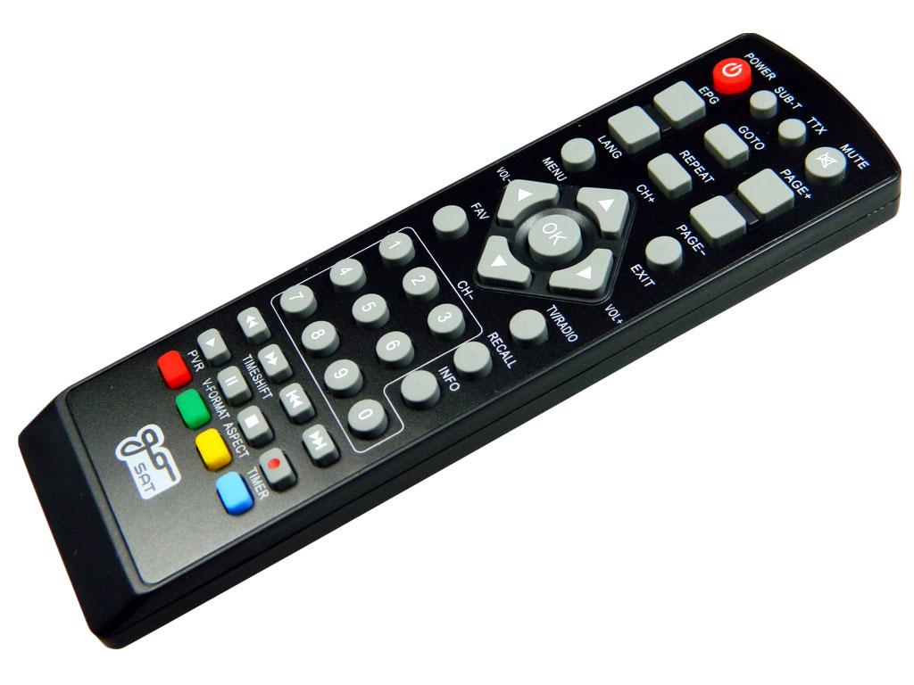 GOSAT GS100HD / GS150HD Dálkový ovladač originální