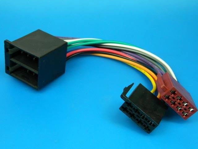 Kabel AUTO redukce ZRS-ISO-ISO