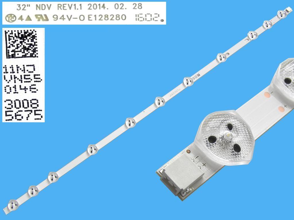 LED podsvit 574mm, 11LED / LED Backlight 574mm - 11DLED, 30085675