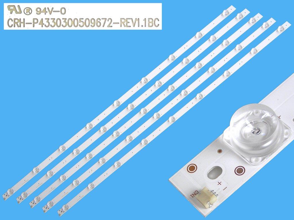 LED podsvit 590mm, 5 LED / DLED Backlight 590mm - 5DLED, EAV63192616 / EAV63192602 HD-LH51 HD-LF51