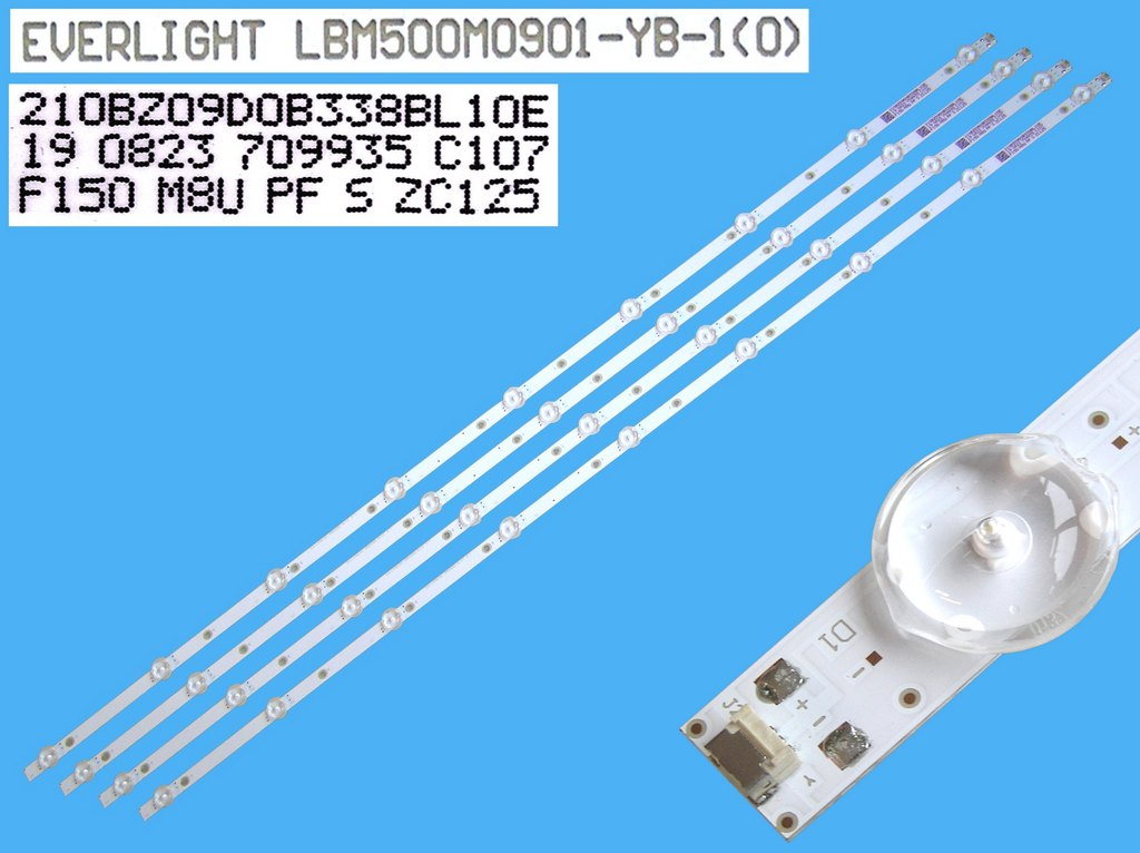 LED podsvit 646mm, 7LED / LED Backlight 646mm - 7 D-LED, BN96-30443A / SVS32FHD