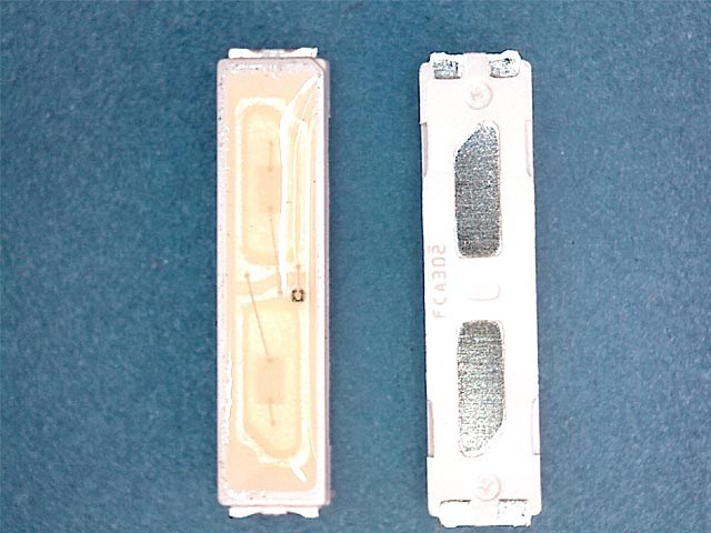 LED podsvit samostatná dioda 8520 3V Seoul