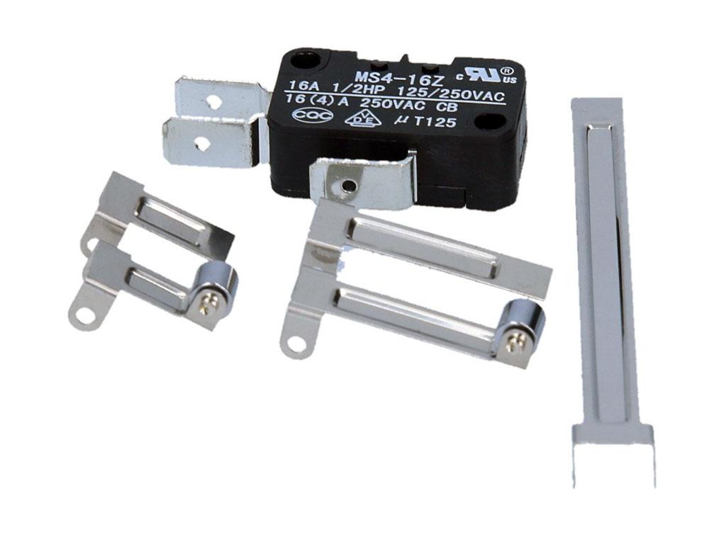 MW MS300 Mikrospínač do mikrovlnné trouby univerzální set