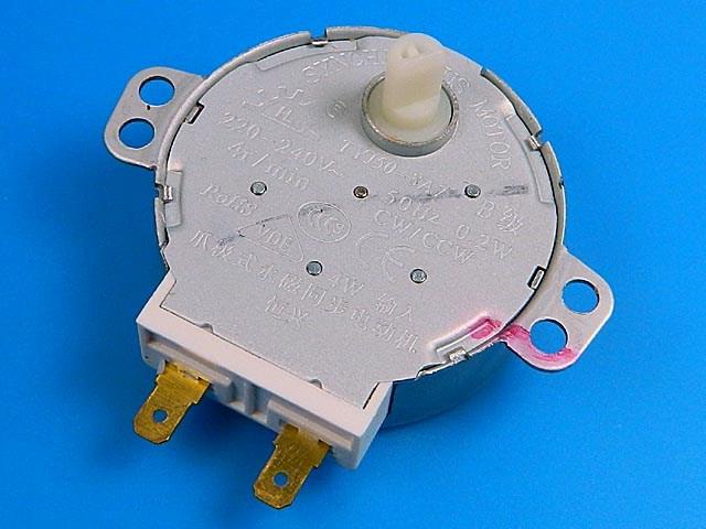 Motorek pro otáčení talíře do mikrovlnné trouby 230V TYJ508A7 / TYJ50-8A7