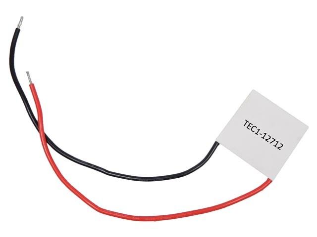 Peltierův termoelektrický článek 115W TEC1-12712 / chladící článek 12V/115W TEC1-12712