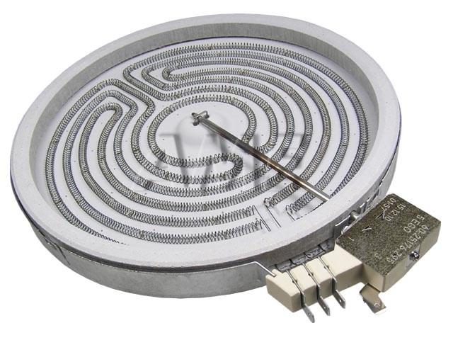 Plotna sklokeramické desky 1071431004 EGO 2100W / 210mm / pro 7polohové přepínání