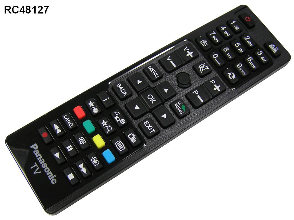 RC48127 Dálkový ovladač Panasonic LCD TV / 30089238