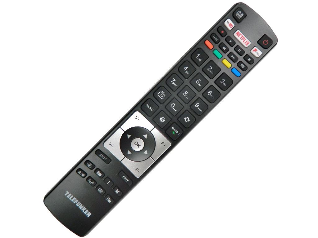 RC5118 Dálkový ovladač Vestel LCD TV / 30090680 netflix