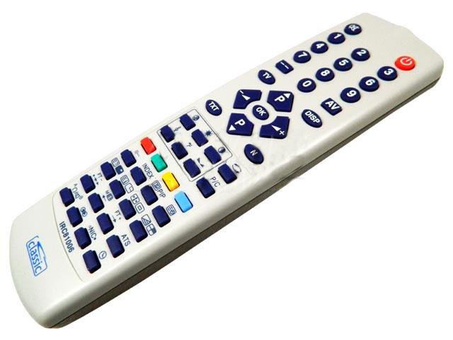 RC5500 Dálkový ovladač / IRC81006