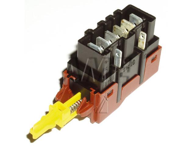 Vypínač ON / OFF do pračky AEG 1249271402