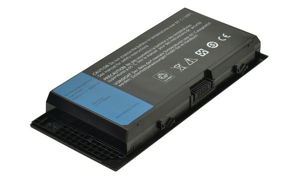 2-Power baterie pro DELL Precision M4600, M6600, M6700 11,1 V, 6900mAh, 9 cells