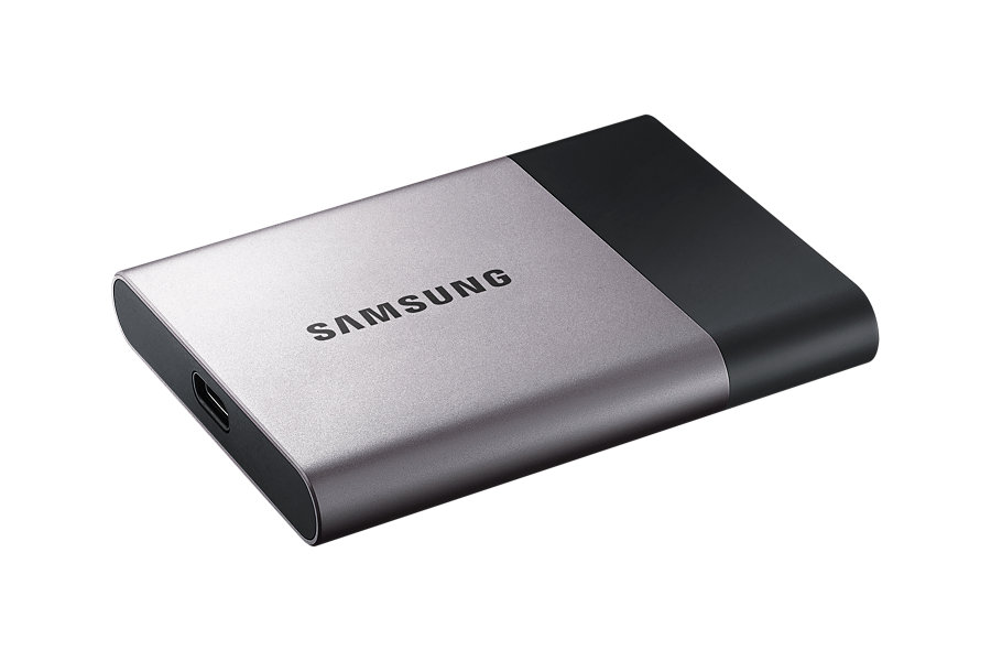 "Samsung 2,5"" Externí SSD disk T3 250 GB"