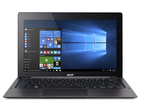 "Acer Aspire Switch 12 (SW7-272-M6S5) Intel Core m5-6Y54/8GB/12,5""FHD IPS MultiTouch/256GB SSD/W10 Home/docking Brown"