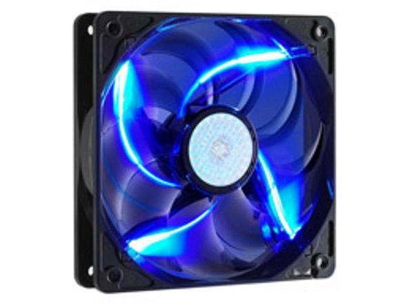 Cooler Master ventilátor SickleFlow, 120mm LED blue