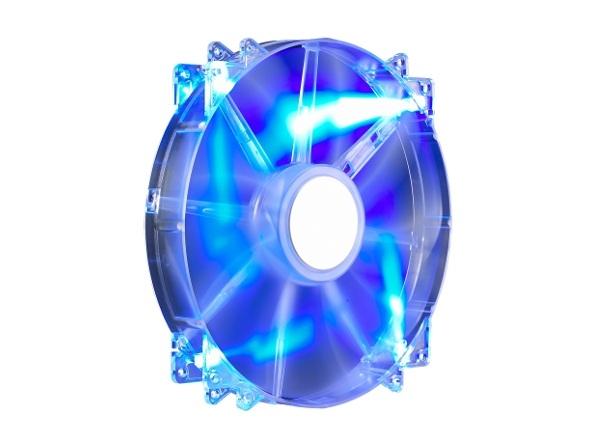 Cooler Master větrák MegaFlow, 200mm LED blue