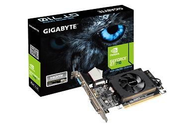 GIGABYTE VGA NVIDIA GT 710 2GB DDR3