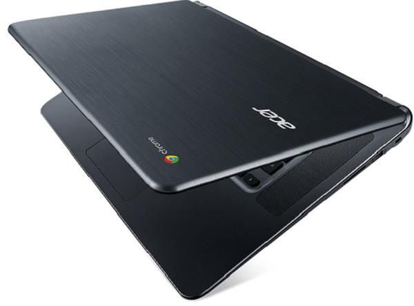 "Acer Chromebook 15 (CB3-532-C32V) Celeron N3160/4GB+N/eMMC 32GB+N/A/HD Graphics/15.6"" FHD LED matný/BT/Google Chrome/Gray"