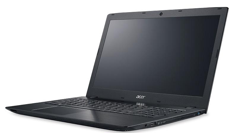 "Acer Aspire E15 (E5-575G-597P) i5-7200U/8GB+N/1TB+N/DVDRW/GeForce 940MX 2G-GDDR5/15.6"" FHD matný/BT/W10 Home/Black"