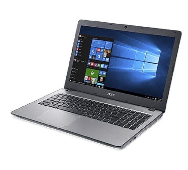 """Acer Aspire F15 (F5-573G-59L4) i5-7200U/8GB+N/256GB SSD M.2+N/DVDRW/GeForce GTX 950M 4G/15.6""""FHD LED matný/BT/W10 Home/Silver"""