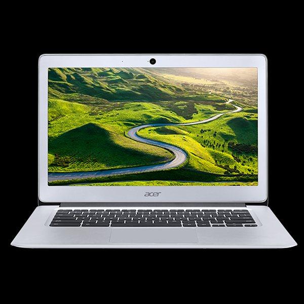 "Acer Chromebook 14 (CB3-431-C1KH) Celeron N3060/2 GB+N/A/eMMC 32GB+N/A/HD Graphics/14"" HD matný/BT/Google Chrome/Silver"