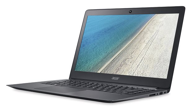 "Acer TravelMate X349-G2-M-37EN i3-7100U/8GB+N/A/256GB SSD+N/A/HD Graphics/14"" FHD IPS matný/W10 Pro/Steel Gray Aluminum"