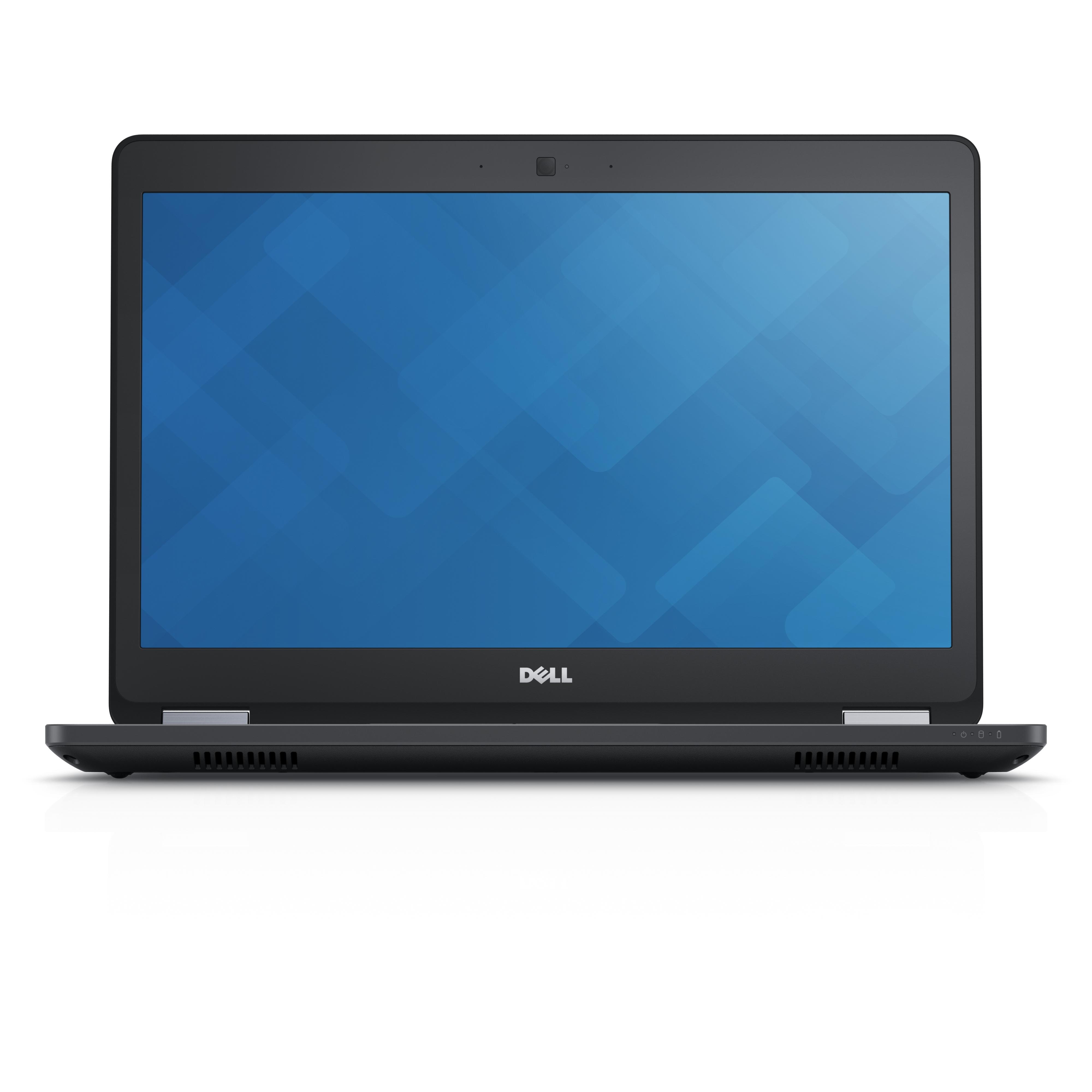 """DELL Latitude E5470/i5-6300U/8GB/500GB/Intel HD 520/14.0"""" FHD/Win 10 Pro 64bit/Černá"""