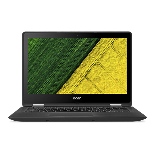 "Acer Spin 5 (SP513-51-39Z5) i3-6006U/4 GB+N/128GB SSD M.2+N/HD Graphics /13.3"" FHD dotykový/W10 Home/Black"