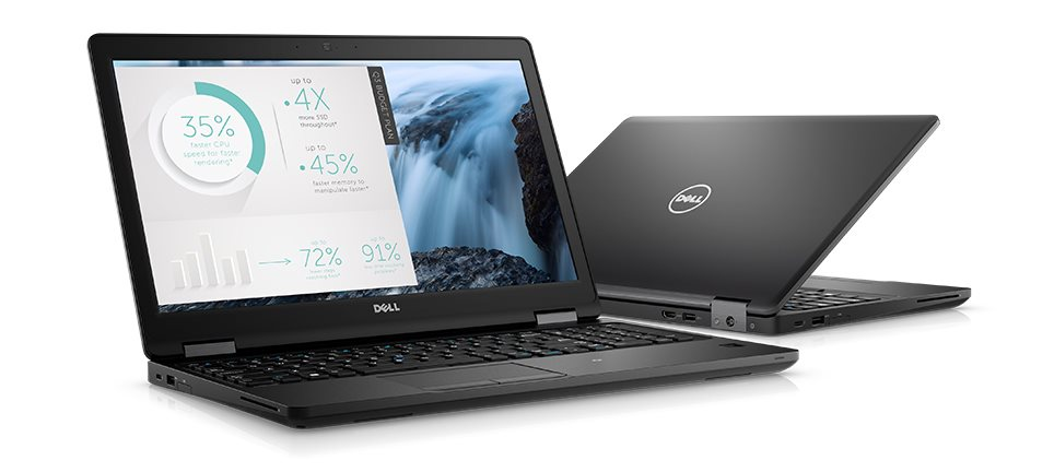 "DELL Latitude 5580/i5-7440H/8GB/500GB 7200 ot./Intel HD 630/15.6"" FHD/Win 10Pro/Black"