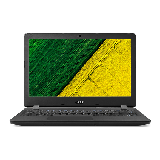 "Acer Aspire ES 13 (ES1-332-P2CX) Pentium N4200/4GB+N/A/eMMC 64GB+N/A/HD Graphics/13.3"" HD matný/BT/W10 Home/Black/One Drive"
