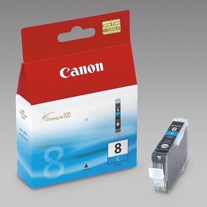Canon cartridge CLI-8C Cyan (CLI8C)