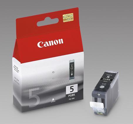 Canon cartridge PGI-5Bk Black (PGI5BK)