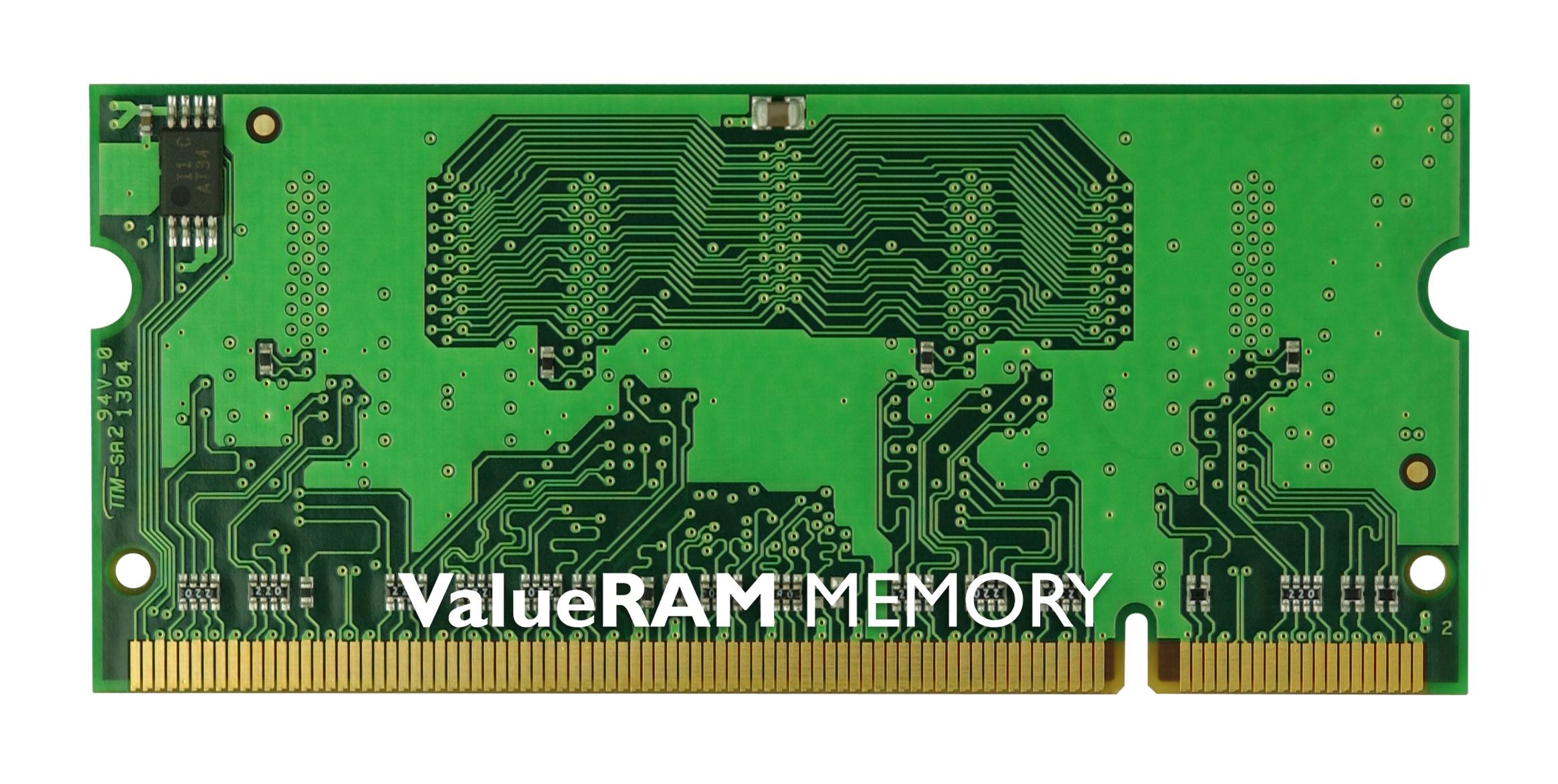 KINGSTON SODIMM DDR2 1GB 667MHz Non ECC CL5