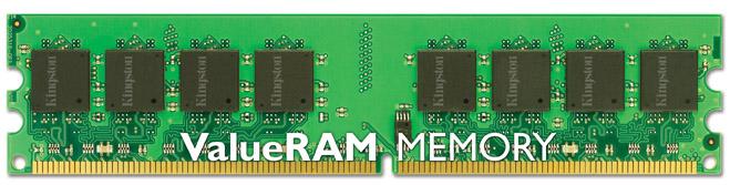 KINGSTON DDR2 2048MB 667MHz Non ECC CL5