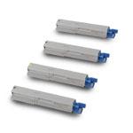 OKI Magenta toner do C3300n/C3400n/C3450n/C3600n (2,5k)