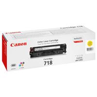 Canon toner CRG-718Y yellow (CRG718Y)