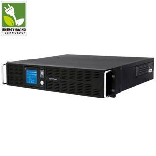 CyberPower Professional Rackmount XL LCD 1500VA/1125W,2U, hl.48cm