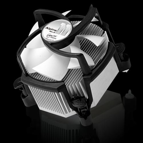 Arctic Cooling Alpine 11 Rev. 2 (Intel 775, 1150, 1151, 1155, 1156 Socket)