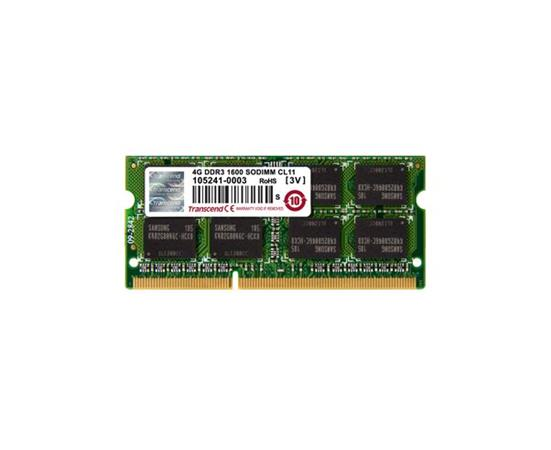 Transcend DDR3 4GB 1333Mhz CL9 SO-DIMM 2Rx8
