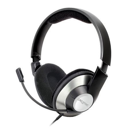 Creative sluchátka s mikrofonem HS-620