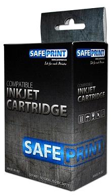 SAFEPRINT kompatibilní inkoust Epson T0711 | Black | 15ml