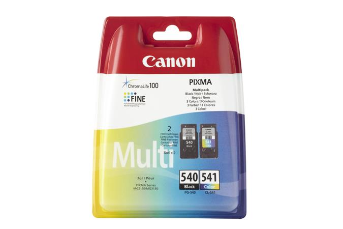 Canon cartridge PG-540 / CL-541 Multipack