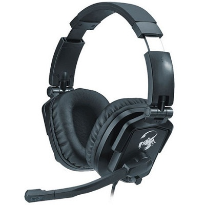 Genius GX Gaming headset - LYCHAS HS-G550, 3,5 mm Jac, kabel 2,5m