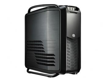 CoolerMaster case bigtower Cosmos II, ATX,bez zdroje, black full ALU