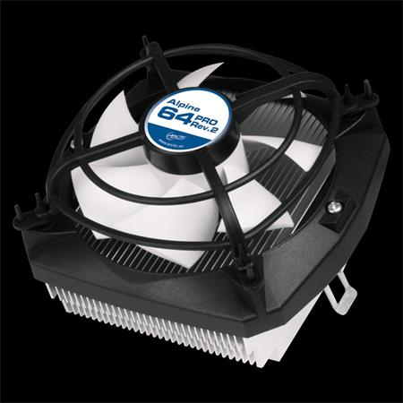 Arctic Cooling Alpine 64 PRO Rev. 2 (AMD FM2+, FM2, FM1, AM4, AM3+, AM3, AM2+, AM2, 939 Socket)