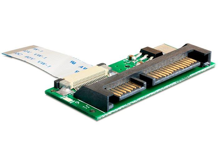 Delock adaptér LIF HDD > SATA 22 pin